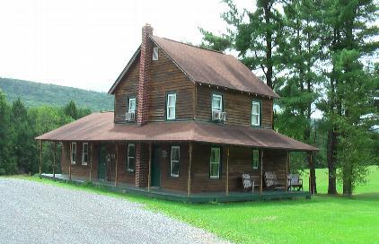 A camp house